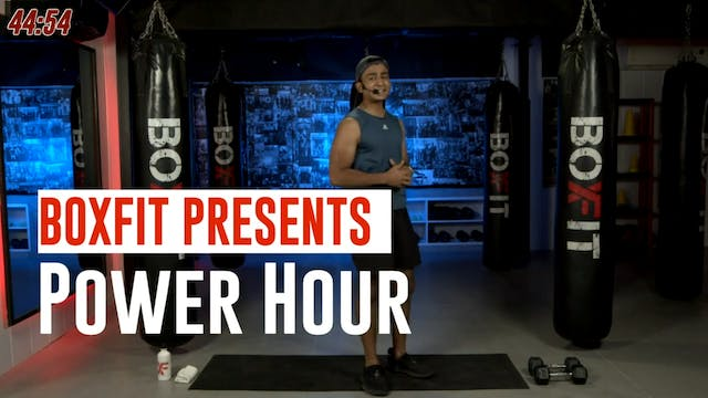 Mon 11/10 6pm  IST | Power Hour with ...