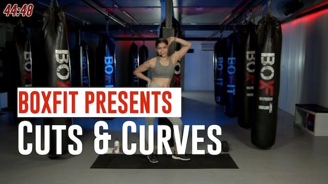 Mon 05/7 6pm  IST | Cuts & Curves wit...