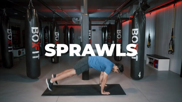 How to do a Sprawl