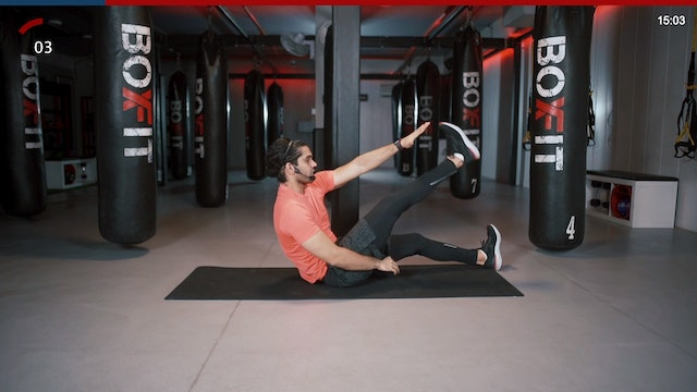 20 min Core Workout | #1 | with Akhil