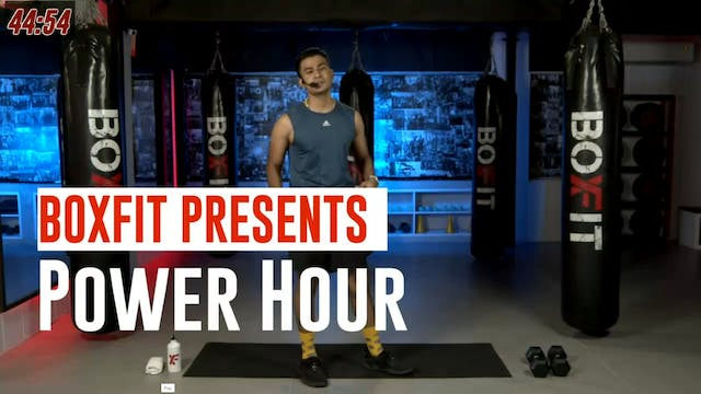 Tue 10/8 6pm  IST | Power Hour with M...