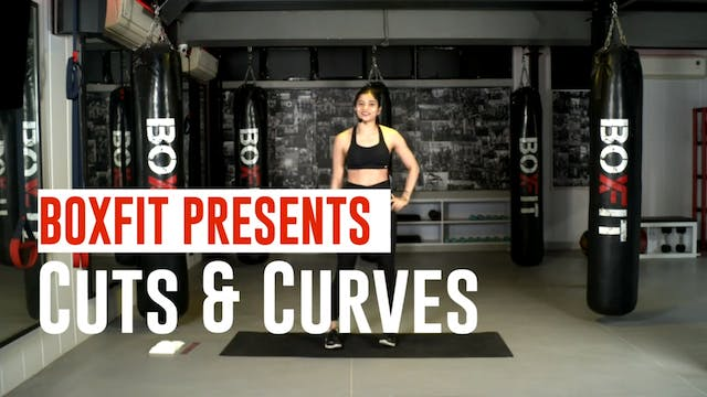 Mon 04/1 7pm  IST | Cuts & Curves wit...