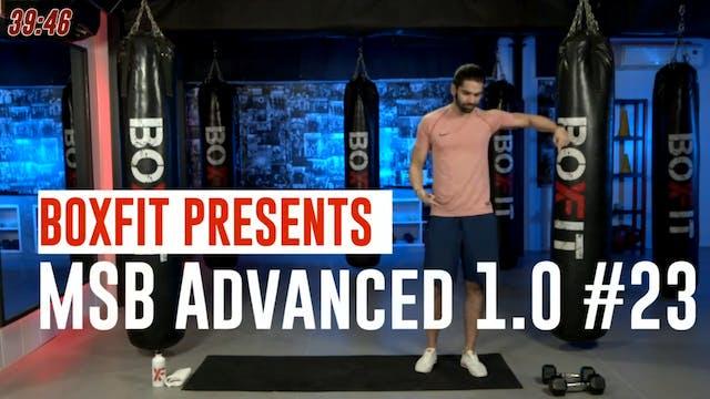 MSB Advanced 1.0 #23
