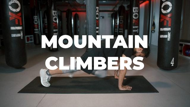 How to do Mountain Climbers