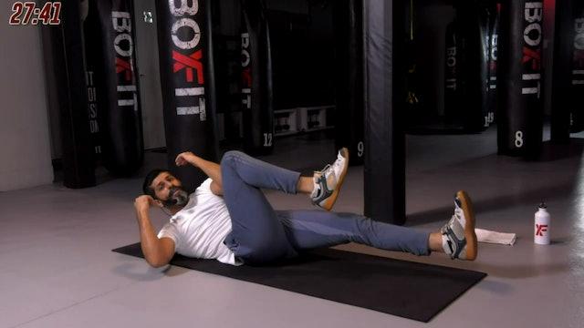 Wed 21/10 5pm  IST | Kickboxing & Cardio with Sameer |