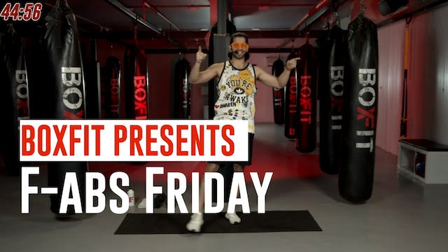 Fri 25/6 6pm IST | F-abs Friday with ...