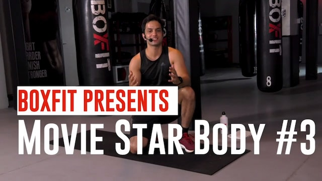 Movie Star Body #3