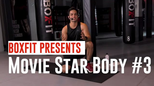Movie Star Body #3