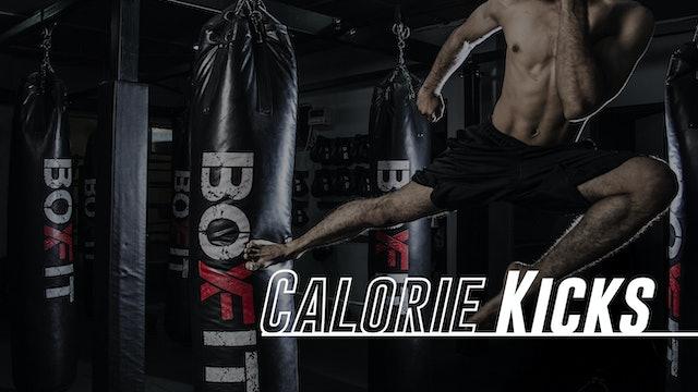Calorie Kicks - Live