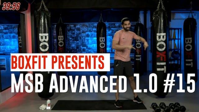 MSB Advanced 1.0 #15