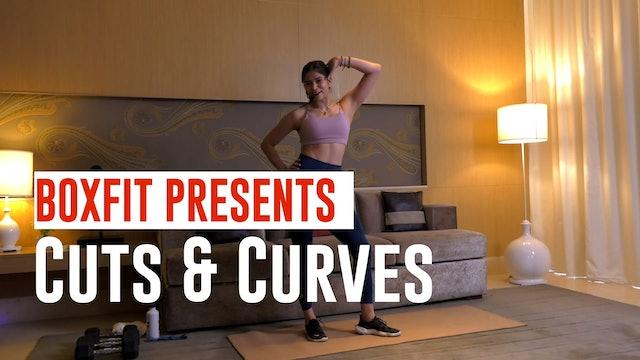 Mon 31/5 6pm  IST | Cuts & Curves with Dikshika |