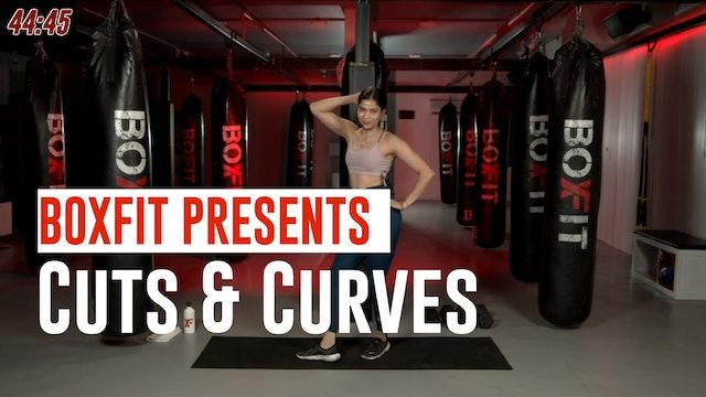 Mon 28/6 6pm  IST | Cuts & Curves with Dikshika |