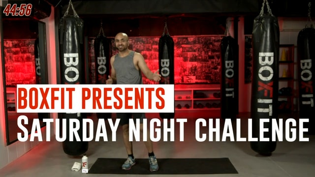 Sat 16/10 6pm  IST | Saturday night challenge with Ajay |