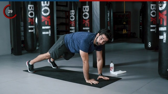 20 min Body Blast | #2 | with Akhil