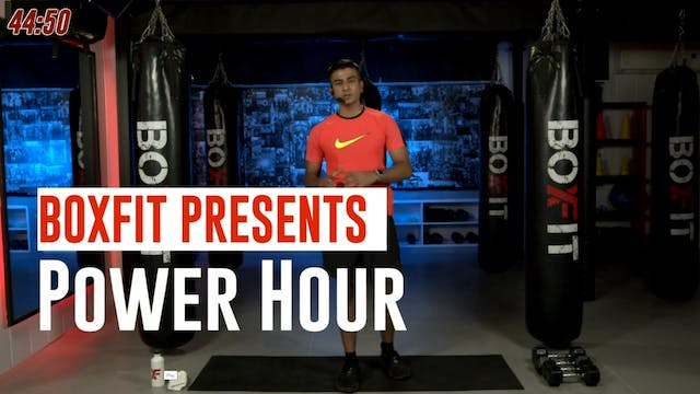 Mon 27/9 6pm  IST | Power Hour with M...