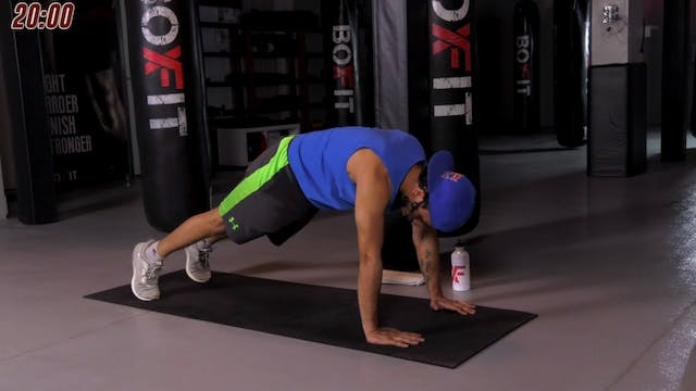 Sat 21/11 7pm  IST   Boxing + HIIT wi...
