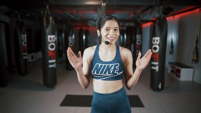 30 min Legs & Abs workout   # 2   with Dikshika