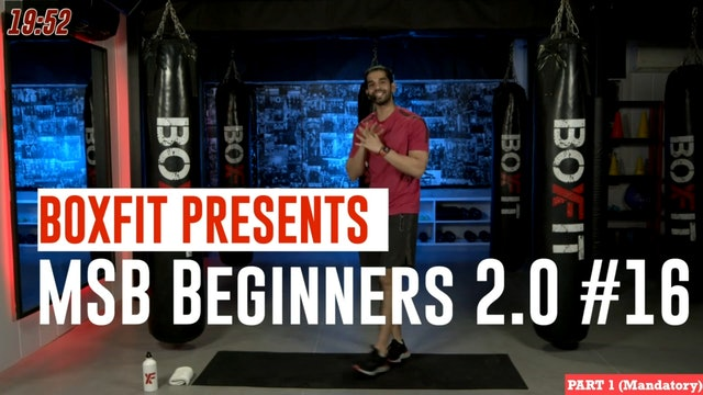 MSB Beginners 2.0 #16