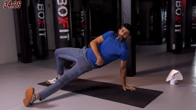 Sat 05/09 6pm IST | Kickboxing and Cardio With Sameer |