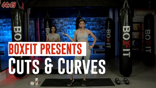 Wed 06/10 6pm  IST   Cuts & Curves with Dikshika  