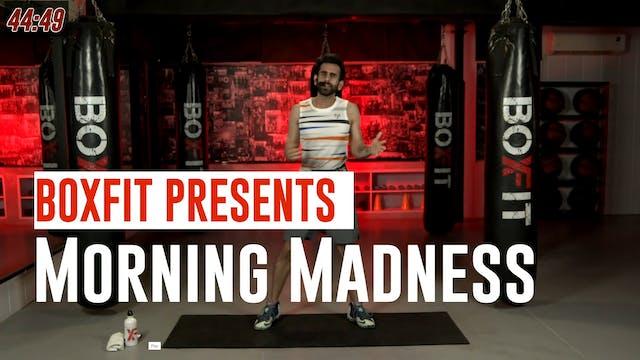 Fri 23/7 8am IST | Morning Madness wi...