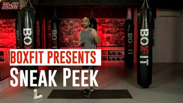 Fri 13/8 7pm  IST | Sneak Peek with A...