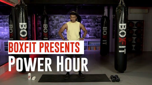 Wed 21/7 6pm  IST | Power Hour with M...