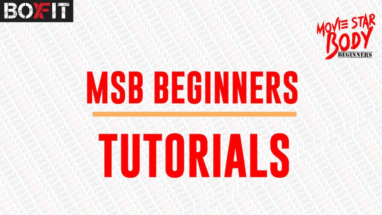 MSB Beginners Tutorial
