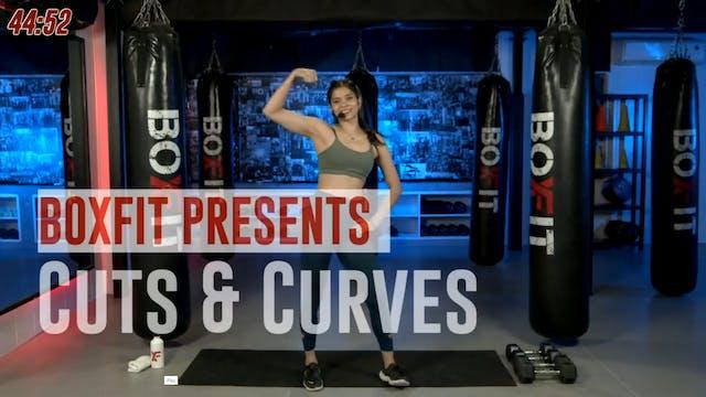 Fri 17/9 6pm  IST | Cuts & Curves wit...