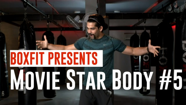 Movie Star Body #5