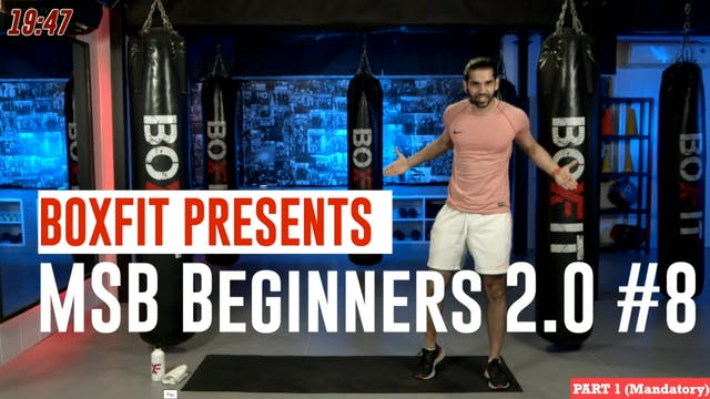 MSB Beginners 2.0 #8