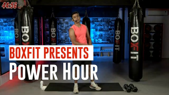 Tue 03/8 6pm  IST | Power Hour with M...