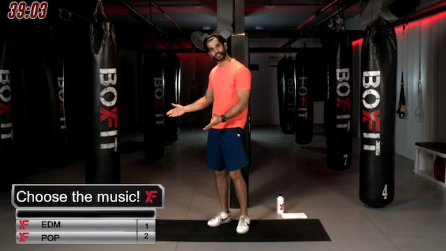 Mon 05/10 7pm  IST | Abs and Cardio with Akhil |