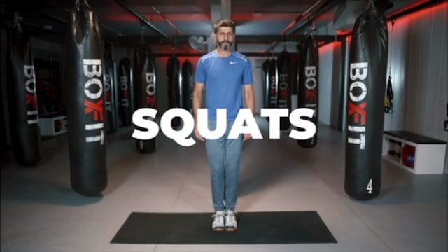 Best way to do a Squat