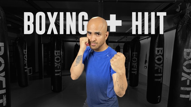 Boxing + HIIT