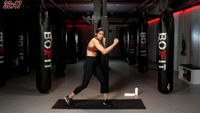 Wed 09/09 6pm IST | Boxing & HIIT wit...