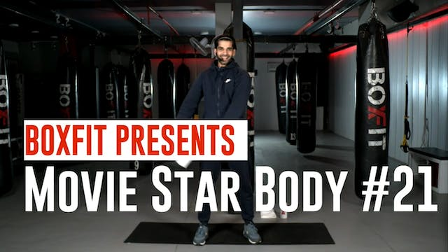 Movie Star Body #21