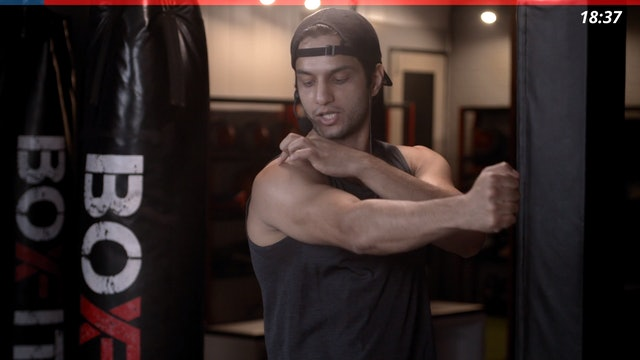 20 min Upper Body Sculpt | #1 | with Rahul