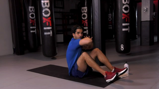 Mon 21/09 7pm IST   Abs and Cardio with Akhil  