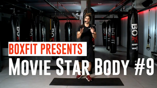 Movie Star Body #9