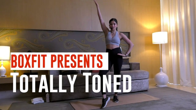Wed 02/6 6pm  IST | Totally Toned with Dikshika |