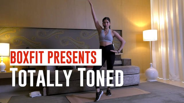 Wed 02/6 6pm  IST | Totally Toned wit...