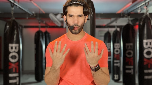 Wed 15/9 6pm  IST   Arms & Abs with Akhil  