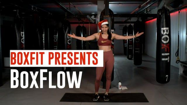 Fri 25/12 7pm  IST | BoxFlow with Dik...