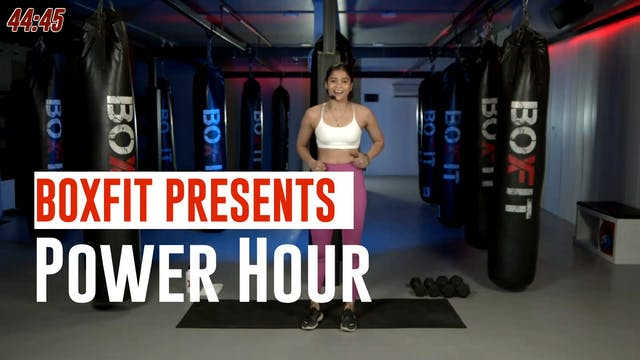 Wed 07/7 6pm  IST | Power Hour with D...