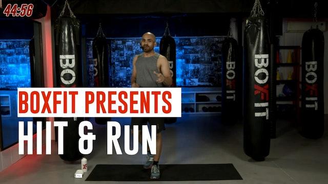 Thur 30/9 6pm  IST | HIIT & Run with Ajay |