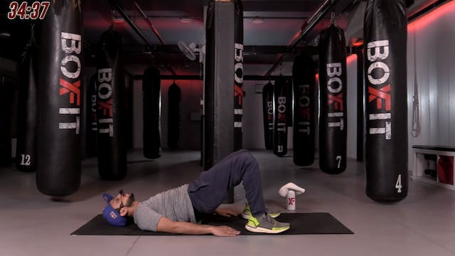 Tue 17/11 6pm  IST | Boxing + HIIT wi...