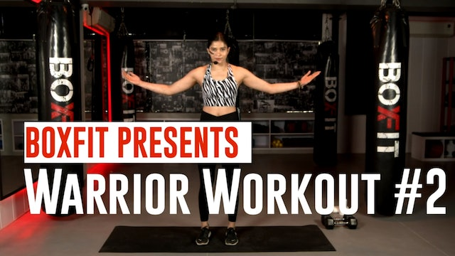 Warrior Workout #2