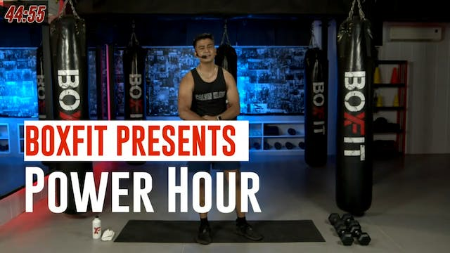 Mon 16/8 6pm  IST | Power Hour with M...