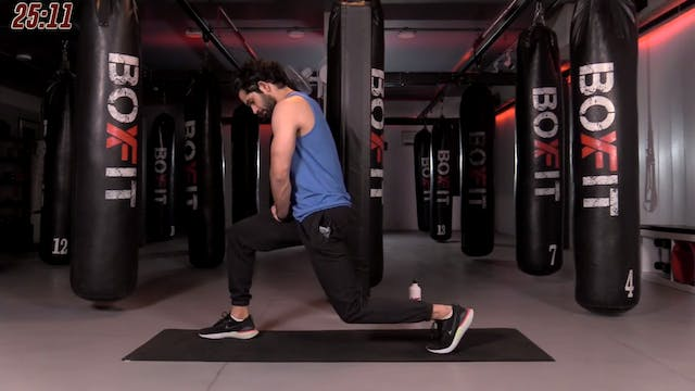 Wed 18/11 5pm  IST | Body Blast with ...